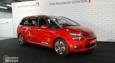 El coche autónomo de PSA Peugeot Citroën: de Vigo a Madrid sin intervención del conductor - http://www.actualidadmotor.com/coche-autonomo-psa-peugeot-citroen-vigo-madrid-sin-conductor/
