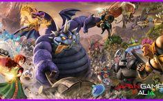 Dragon Quest Heroes II nuovi Trailer per il Multiplayer e Monster Coin Una nuova carrellata di Video in anteprima del Gameplay di Dragon Quest Heroes II, il titolo Square enix e Omega Force in uscita in Giappone il 27 Maggio di quest'anno. L'anteprima mostra il Gameplay #dragonquest #heroesii #jrpg #gdr #rpg