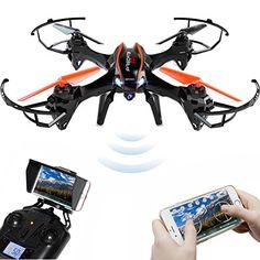 DBPOWER UDI U842 WiFi FPV Drone with HD Camera - Includes...