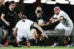 Conrad Smith of the All Blacks charges forward during the International Test Match between the New Zealand All Blacks and England at Eden Park on June 2014 in Auckland, New Zealand. Get premium, high resolution news photos at Getty Images Ben Morgan, Eden Park, All Blacks, Rugby, New Zealand, England, News, English