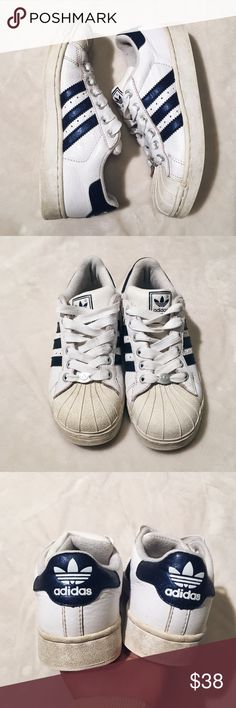 reputable site e640b ed363 Shell Toe Original Adidas Superstar II US 5 but fits 6.5 and smaller 7 s.  Super