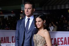 """""""Magic Mike XXL"""" star Channing Tatum encouraged Everly, his daughter with Jenna Dewan, to embrace her """"authentic self"""" in future…"""
