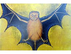 another medieval bat!