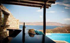 Vacation Villa Mykonos Greece