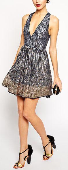 Pretty party dress