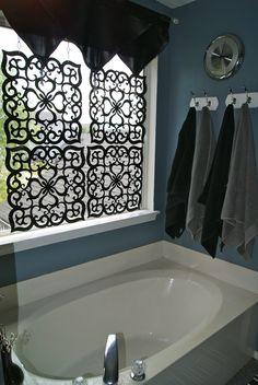 Window treatments irons and window on pinterest