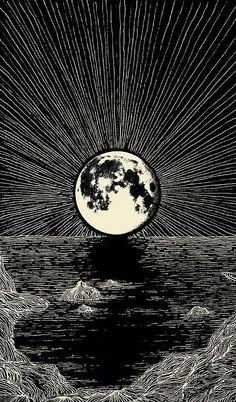 måne huhuh