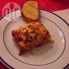 BBQ Pulled Pork Lasagne @ allrecipes.co.uk