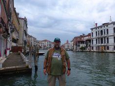 Il Capo di Bari en elCanal Grande de Venezia.