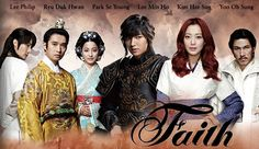 Korean Historical-fantasy drama with Lee Min-ho in the starring role, and I must say he looked good. It's a story set in the Goryeo Period. The drama includes time-travel, love that transcends time, martial arts, sword fighting, villains, etc. Kim Hee-seon played the Great Doctor. Great drama. I'd add more but the word count is no longer visible.