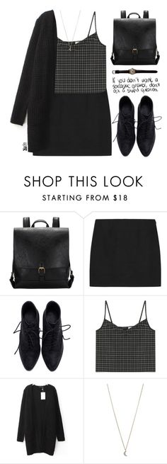 """Phantom limb"" by mihreta-m ❤ liked on Polyvore featuring Minor Obsessions"