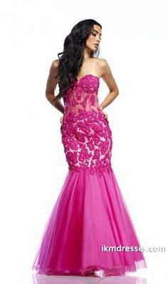 http://www.ikmdresses.com/Noble-Mermaid-Trumpet-Floor-Length-Sweetheart-Tulle-Prom-Dress-With-Beads-amp-Applique-p84749