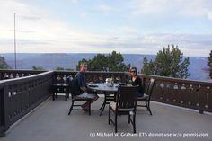 Mary Coulter Balcony El Tovar Grand Canyon