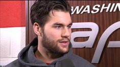 With the season half way over, Capitals winger Tom Wilson discusses how the first half of Washington's season has gone and how he's developed as a pla Tom Wilson Capitals, Tom Wilson Hockey, Hockey Baby, Ice Hockey, Washington Capitals Hockey, Skater Boys, Sexy Men, Hot Men, Hockey Players