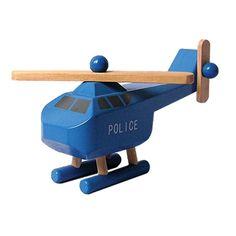 Houten Brandweer helikopter € 3,99 #helikopter
