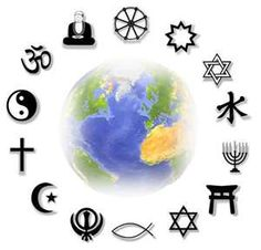 become more spiritual and educated on world religions