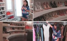 Celebrity Closets and Wardrobes - Kylie Jenner And Sarah Jessica Parker | News | Grazia Daily