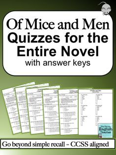 an thematic analyisis of the catcher in the rye and of mice and men essay Free essays on literature  foreshadowing in catcher in the rye essay, moral values in catcher in the rye essay, symbolism in the catcher in the rye essay, and.