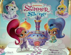 Shimmer And Shine on Nickelodeon
