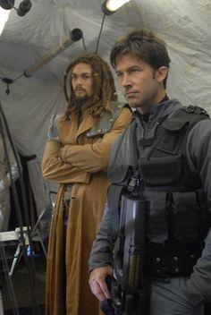 Ronan and Sheppard