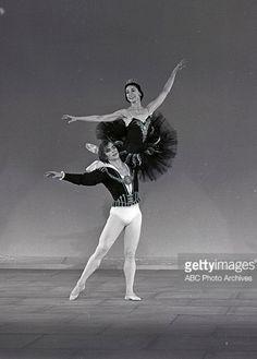 02, 1965 MARGOT FONTEYN;RUDOLF NUREYEV ABC Photo Archives Disney ABC Television Group