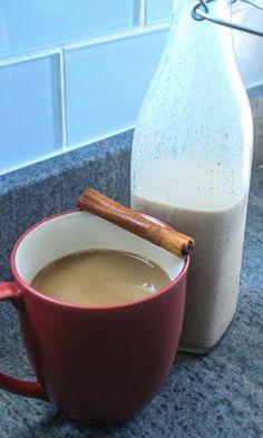 Dolo's Kitchen: DIY Pumpkin Spice Coffee Creamer