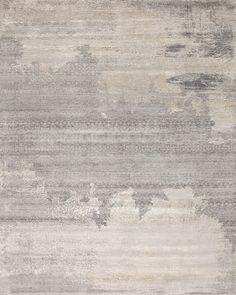 Avant-Garde Wool & Silk - Renegade - Samad - Hand Made Carpets