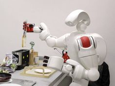 A robot in every home: Dyson enters race to provide 'advanced household androids' for all