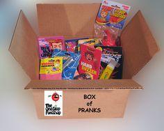Box of Pranks