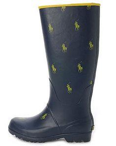 Polo Footwear Pony Rain Boot Polo Ralph Lauren. $39.95