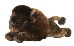 Bison (Flopsies) at theBIGzoo.com, a toy store featuring 3,000+ stuffed animals.