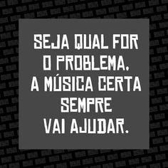 #Música ♡ #OuvirMúsicaBoa ☆ #FazBemAoCoração ♡
