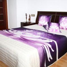 Přehozy s barevným potiskem Hotel Bed, Bedding Sets, Luxury, Furniture, 3d, Design, Home Decor, Crochet, Beautiful