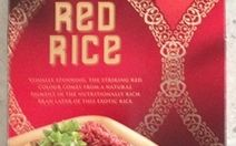 Do you prefer brown, white, black or red rice?