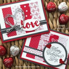 Making greeting cards is much more special than heading out and buying one