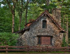 Castle in the Clouds-stone cottage | Flickr - Photo Sharing!
