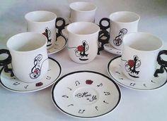 Tea Cups, Tableware, Dinnerware, Dishes, Teacup, Porcelain Ceramics, Cup Of Tea