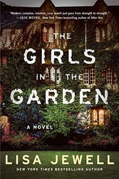 The Girls in the Garden by Lisa Jewell book cover
