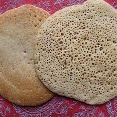 Lahooh Sana'ani, traditional bread from Yemen