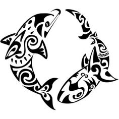 Most Pacific islands believe in an animal guardian for a family. Vernon's is dolphin. Mine is shark.