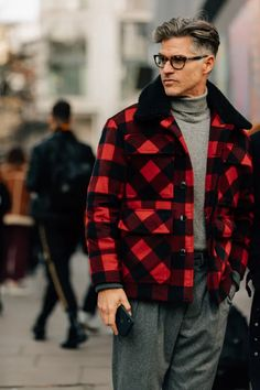 The Best Street Style from London Fashion Week Men's Fall 2018 Shows | GQ