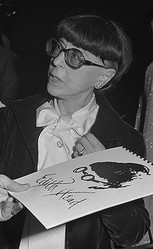 Edith Head (October 28, 1897 – October 24, 1981) was an American costume designer who won eight Academy Awards, more than any other designer.