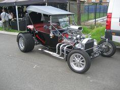 Ford Model T Bucket
