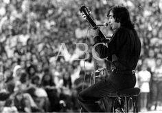 Joan Manuel Serrat en concierto. Actuación en el parque de Atracciones en Madrid El revelado por Federico Ayala Sörenssen 6-11-14