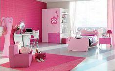 Little Girls Bedrooms | ... bedroom designs girl bedroom ideas pink bedrooms pink bedrooms for