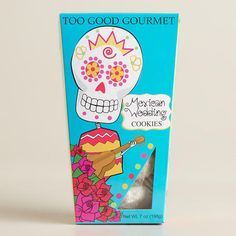 One of my favorite discoveries at WorldMarket.com: Too Good Gourmet Mexican Wedding Cookies