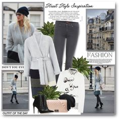 """""""Street style inspiration!!"""" by lilly-2711 on Polyvore"""