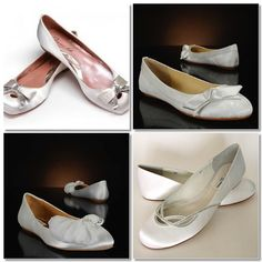 Wedding Shoes: Ballet Flats | InsideWeddings.com