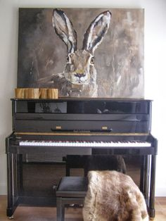 @Kelley Oberg Smith Cade it's a piano and a bunny. This is going to happen one day. I'm not even worried.
