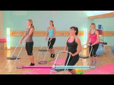 12 minute Barre Workout by Fe Fit